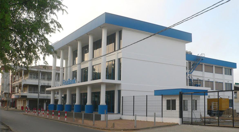 Finabank Suriname