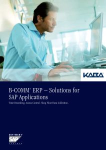 B-COMM® ERP – Solutions for SAP Applications
