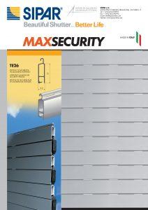 09 MAX SECURITY