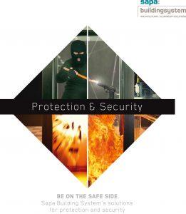 Sapa Beveiligingsdeuren en ramen 1