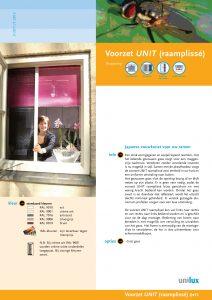 Unilux horren Catalogus zonde...rkant zonwering den bosch.pdf
